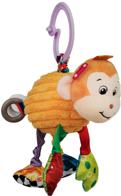 Dumel Discovery Baby - Zawieszka małpka Maggie z wibracją 82145