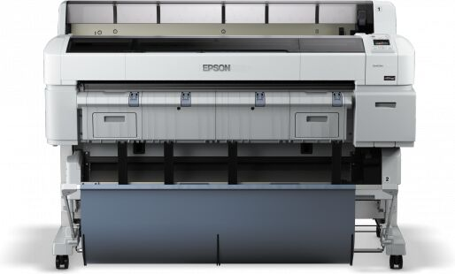 Ploter Epson SC-T7200D-PS 44'' A0 2-rolki