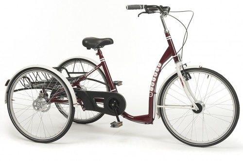 Vermeiren LAGOON rower trójkołowy dla dorosłych