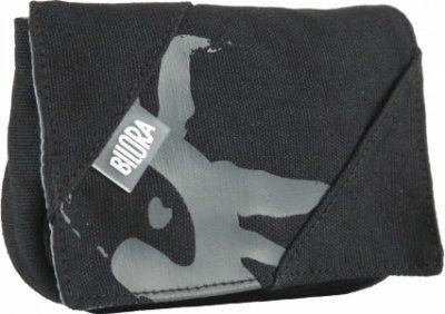 Bilora bawełniana obudowa do kompaktowych kamer czarna