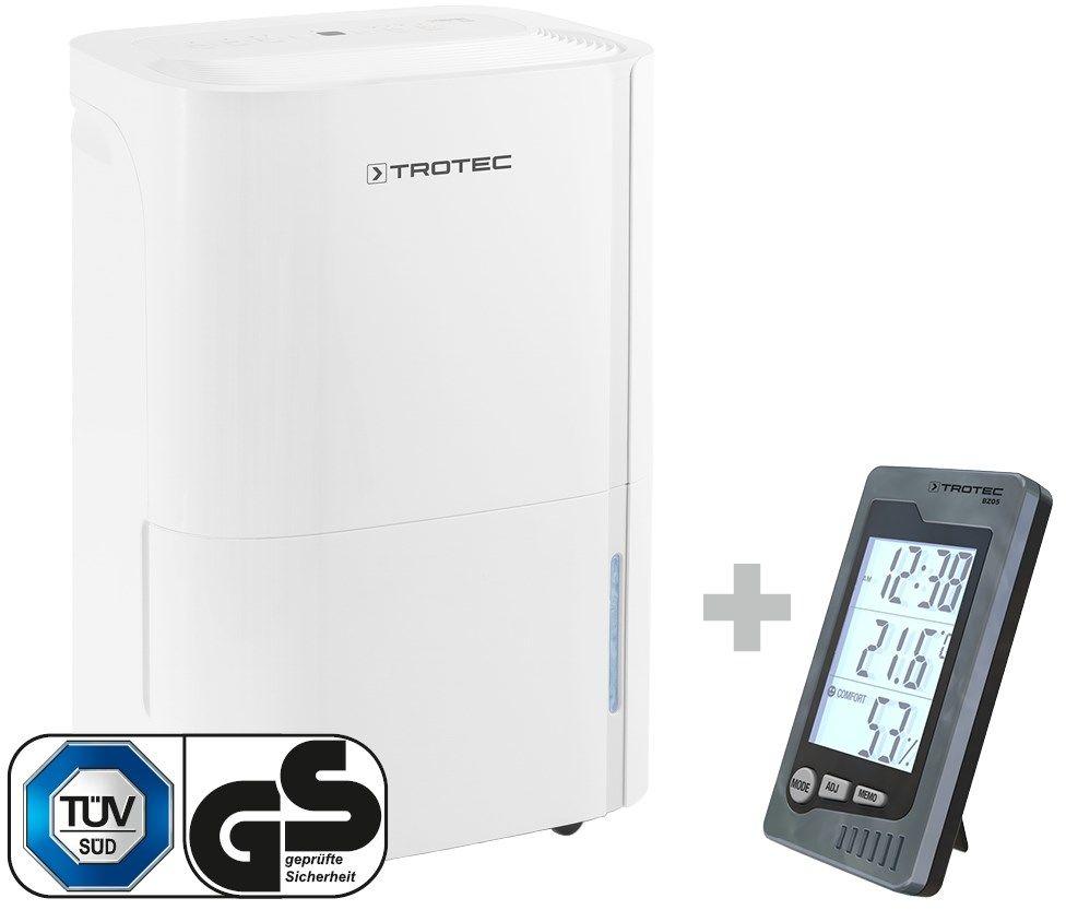Osuszacz powietrza TTK 66 E + Termohigrometr BZ05
