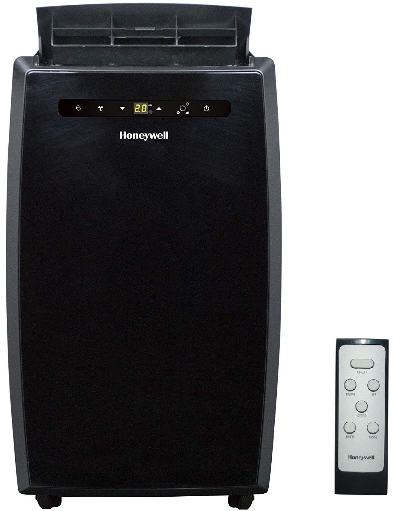 Klimatyzator przenośny Honeywell MN12CESBB 3 funkcje- chłodzenie, osuszanie, wentylacja; 3,5 kW