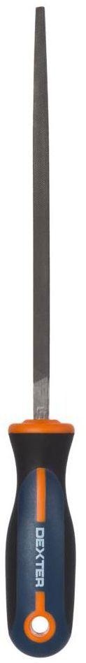 Pilnik do metalu 200 mm kwadratowy MC10-0204 Dexter
