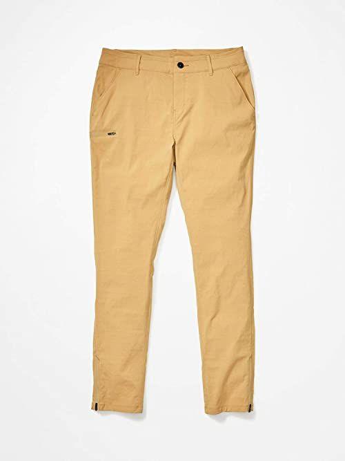 Marmot Spodnie damskie Raina brązowy Prairie 8