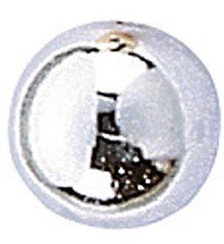 KnorrPrandell koraliki woskowe srebrne 6 mm