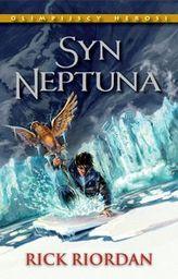 Olimpijscy Herosi T2 - Syn Neptuna ZAKŁADKA DO KSIĄŻEK GRATIS DO KAŻDEGO ZAMÓWIENIA