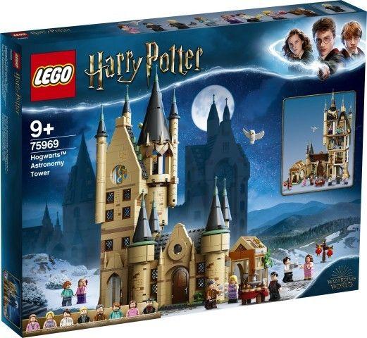 LEGO Harry Potter 75969 Wieża Astronomiczna w Hogwarcie
