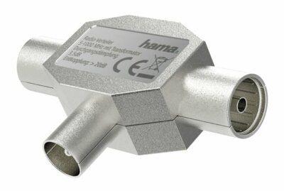 Rozdzielacz kabla antenowego HAMA 205237