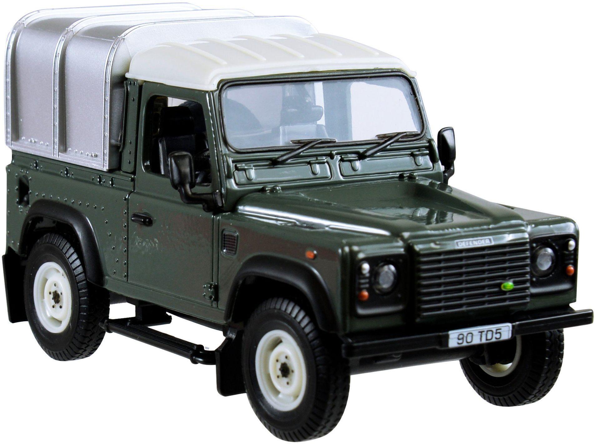 Tomy 42732 Britains miniaturowy model, zielony
