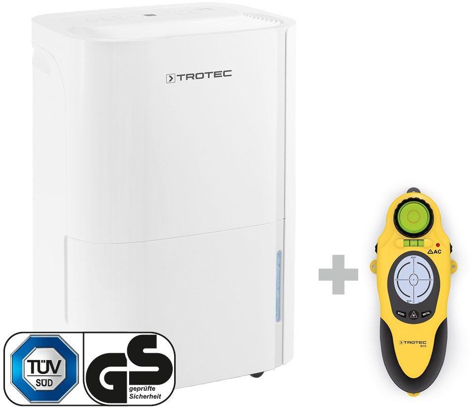Osuszacz powietrza TTK 66 E + Wallscanner BI15