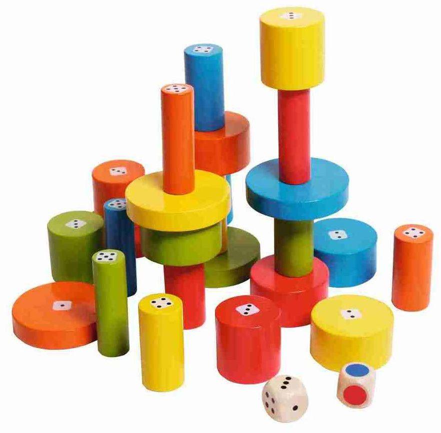 Beleduc 22451 Torreta gra dziecięca i rodzinna
