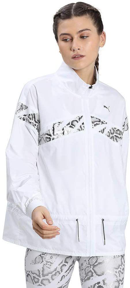 PUMA Damska kurtka z tkaniny Train Untmd Puma White XL