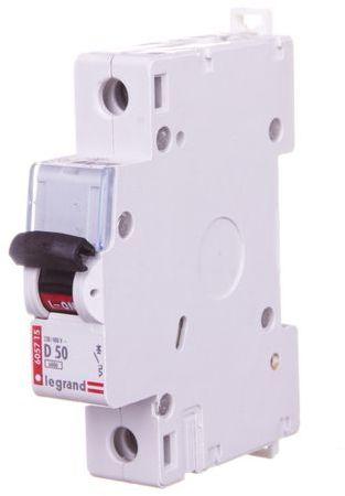 Wyłącznik nadprądowy 1P D 50A 6kA AC S301 TX3 403726