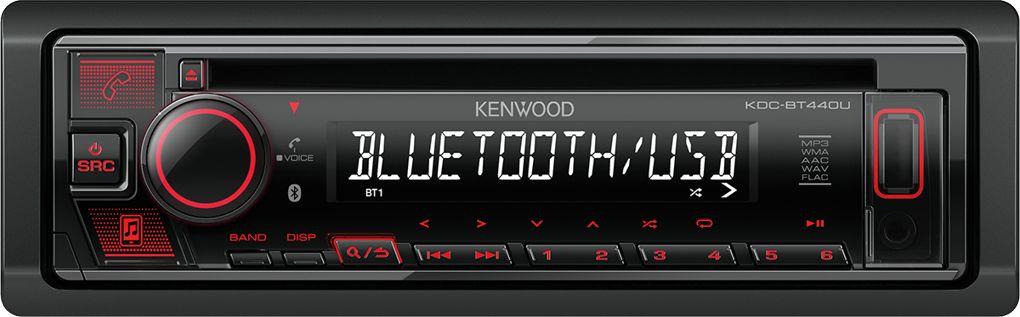 KDC-BT440U Radioodtwarzacz samochodowy Kenwood