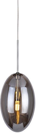 Lampa wisząca Diana 1 AZ2150 Azzardo nowoczesna oprawa w kolorze chromu