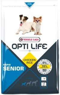 OPTI LIFE /VERSELE-LAGA OPTI LIFE ADULT MINI SENIOR - 7,5KG