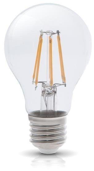 Żarówka FILAMENT LED E27 8W ciepła 3000K