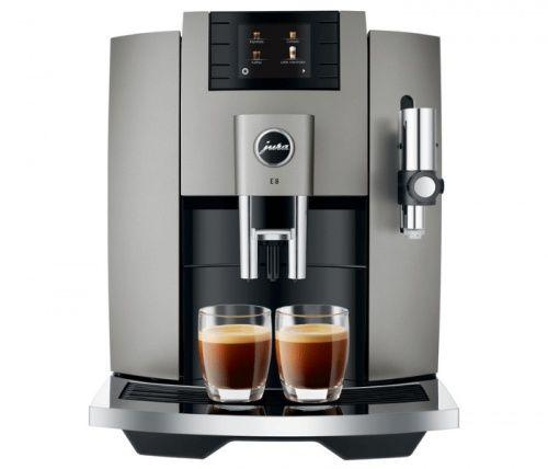 Ekspres do kawy JURA E8 Dark Inox NOWOŚĆ