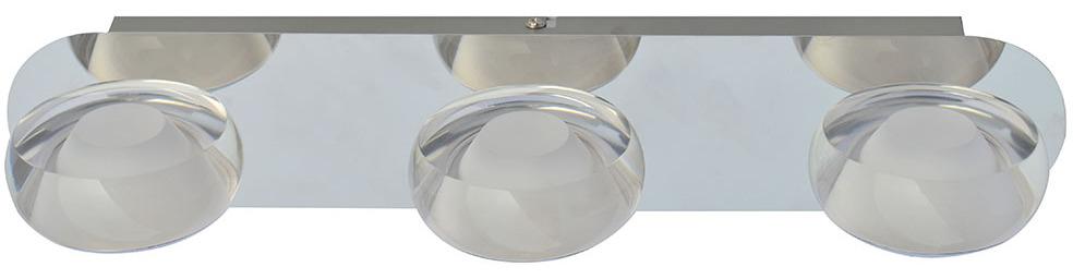 Plafon STEVEN ZWB-0001-03 CH - Italux    Dodaj produkty do koszyka i Odbierz rabat