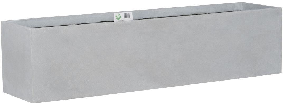 Donica z włókna szklanego D109A szary beton