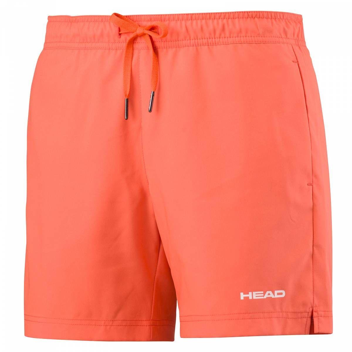 Head Club Short W - coral