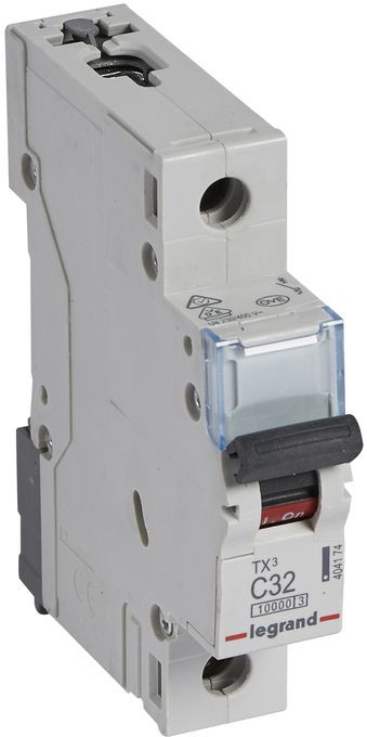 Wyłącznik nadprądowy 1P C 32A 10kA AC S311 TX3 404174