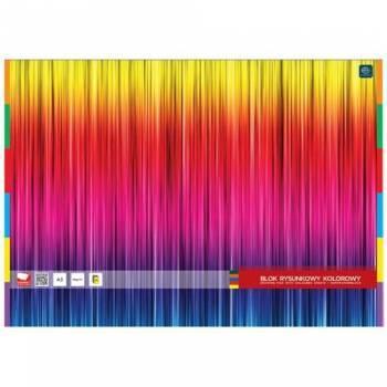 Blok rysunkowy kolorowy A3 20 - X04577