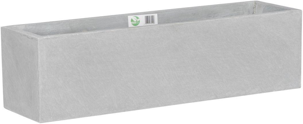 Donica z włókna szklanego D109S szary beton