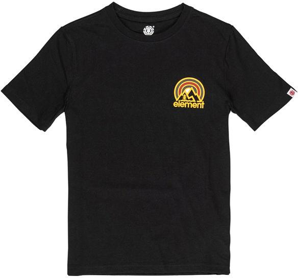Element SONATA FLINT BLACK koszulka męska
