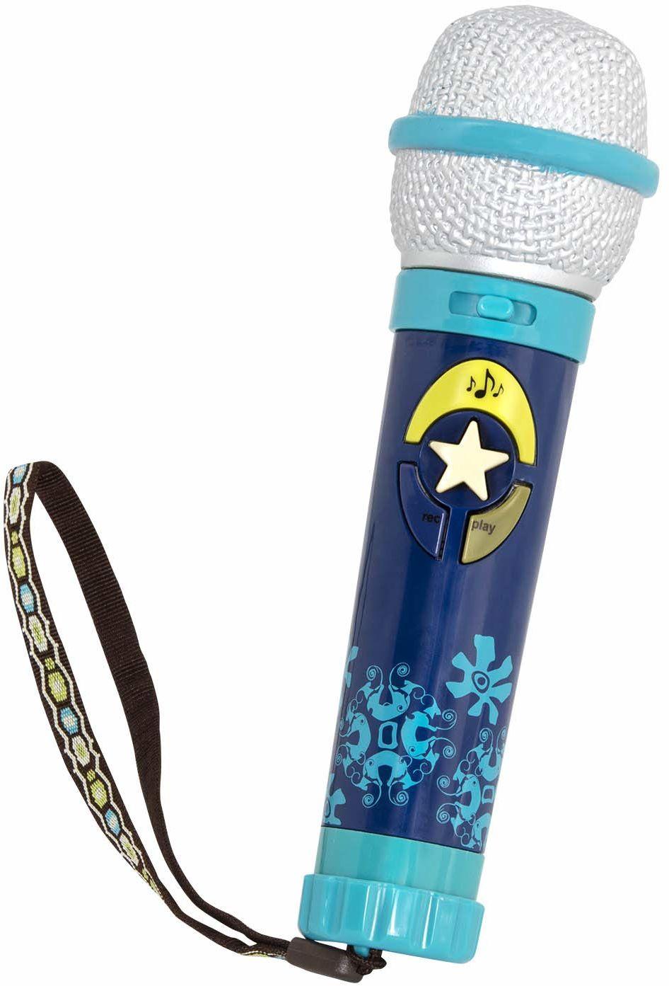 B. Toys BX1850Z Okideoke mikrofon zabawkowy, wielokolorowy