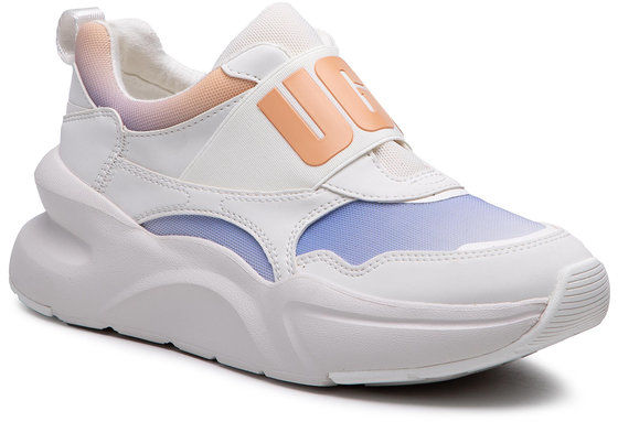 Ugg Sneakersy W La Flex 1118773 Biały