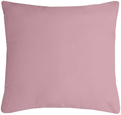 Lovely Casa Nelson poduszka, poliester, puder, 60 x 60 cm