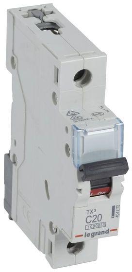 Wyłącznik nadprądowy 1P C 20A 10kA AC S311 TX3 404172