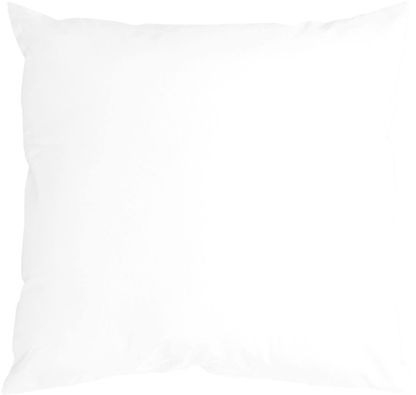 Lovely Casa c64689002 Nelson poduszka 60 x 60 100% PE 100% bawełna, biała, 60 x 60 cm