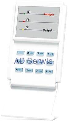 INT-SZ-BL Zamek szyfrowy Satel