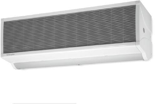 Kurtyna powietrzna z nagrzewnicą wodną Dimplex DAB 15W moc 18,0 kW ** -10 zł ZA PRZEDPŁATĘ ** WYSYŁKA GRATIS 24h! **