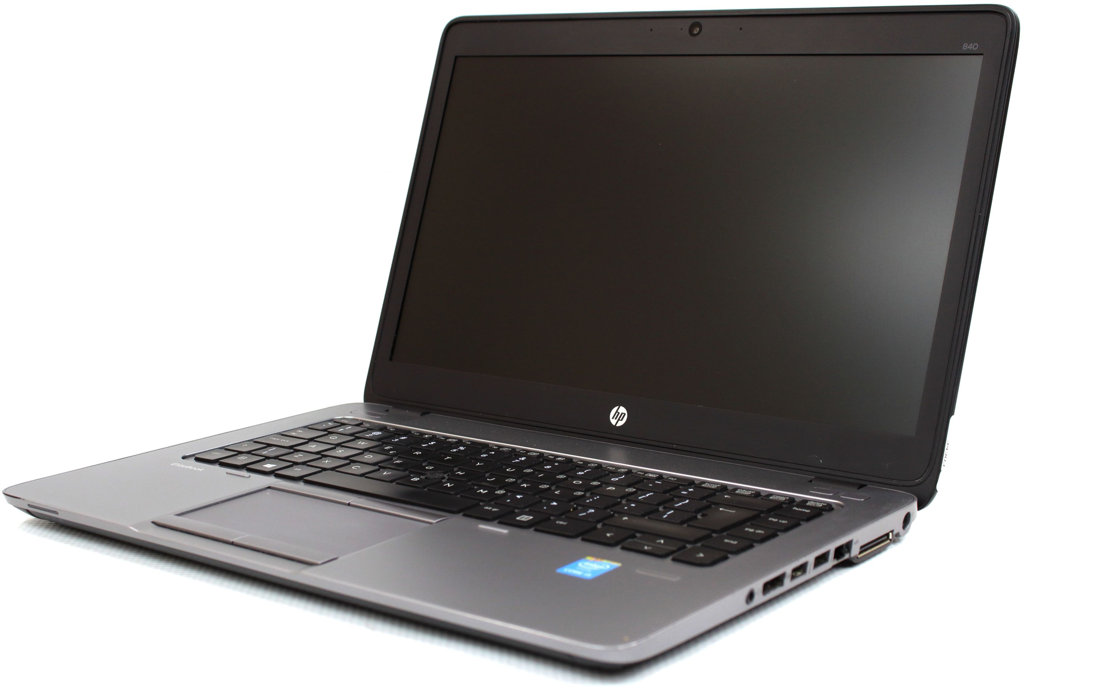 "Laptop HP EliteBook 840 G2 14.1"" HD+ i5-5300U 2x2.90GHz 8GB 256GB SSD Kamera Windows 7/8/10 Pro (Klasa A-)"