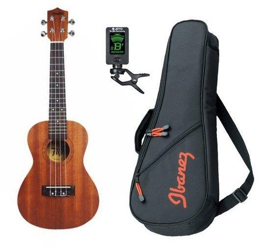Flycat C10C - ukulele koncertowe + pokrowiec + stroik