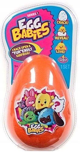 TM Toys Egg Babies Pluszak niespodzianka