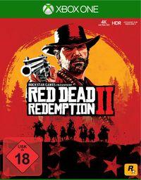 Red Dead Redemption 2 Standard Edition [Xbox One] Disk  wersja niemiecka