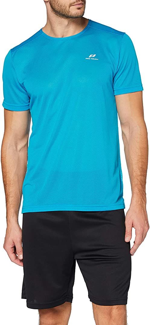 Pro Touch Airon T-shirt, niebieski, L