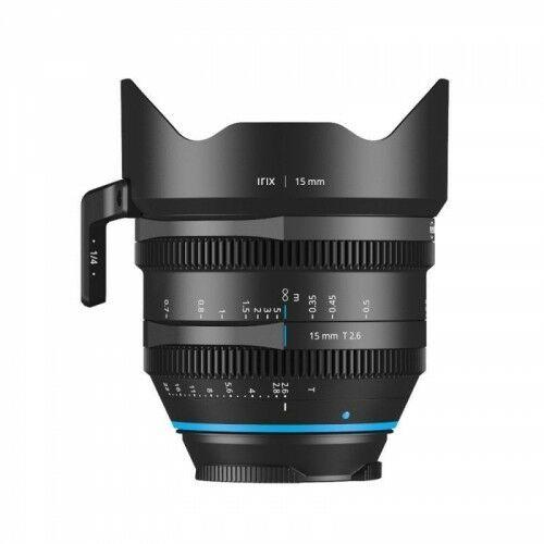Irix Cine 15mm T2.6 do PL-mount Metric