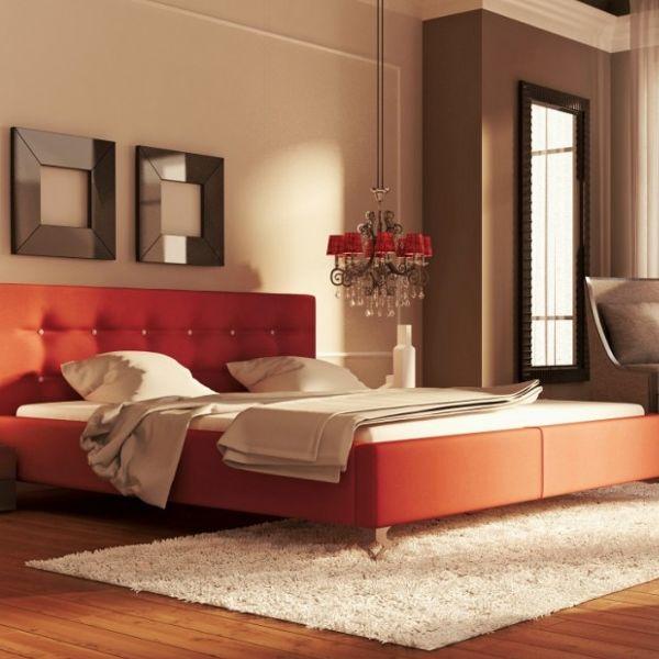 Łóżko GUANA NEW DESIGN tapicerowane, Rozmiar: 200x200, Tkanina: Grupa III, Pojemnik: Bez pojemnika Darmowa dostawa, Wiele produktów dostępnych od ręki!