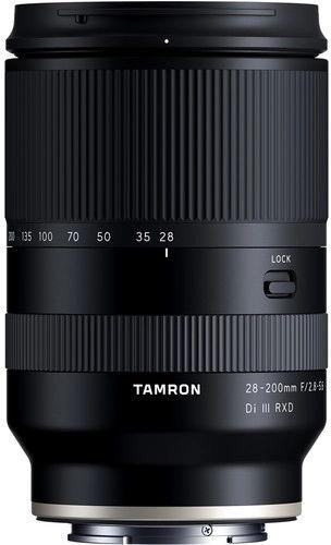 Tamron 28-200mm F/2.8-5.6 DI III RXD - obiektyw zmiennoogniskowy do Sony E Tamron 28-200mm F/2.8-5.6 DI III RXD