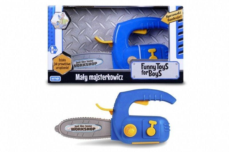 Narzędzia TOYS FOR BOYS Piła w pud. 130243 ARTYK