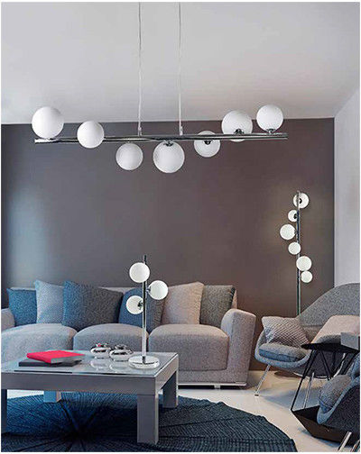 Lampa stołowa Sybilla AZ2103 Azzardo dekoracyjna oprawa w nowoczesnym stylu
