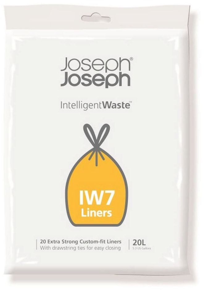 Joseph joseph - worki do koszy totem compact, 20 l