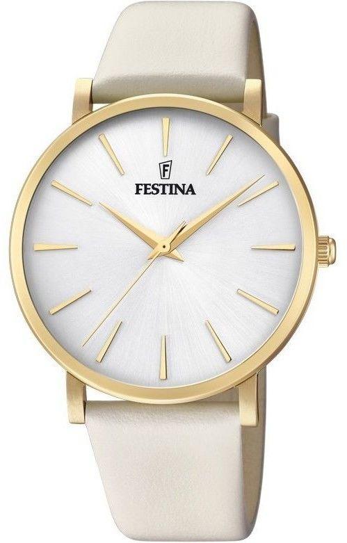 Zegarek Festina F20372-1 Boyfriend - CENA DO NEGOCJACJI - DOSTAWA DHL GRATIS, KUPUJ BEZ RYZYKA - 100 dni na zwrot, możliwość wygrawerowania dowolnego tekstu.