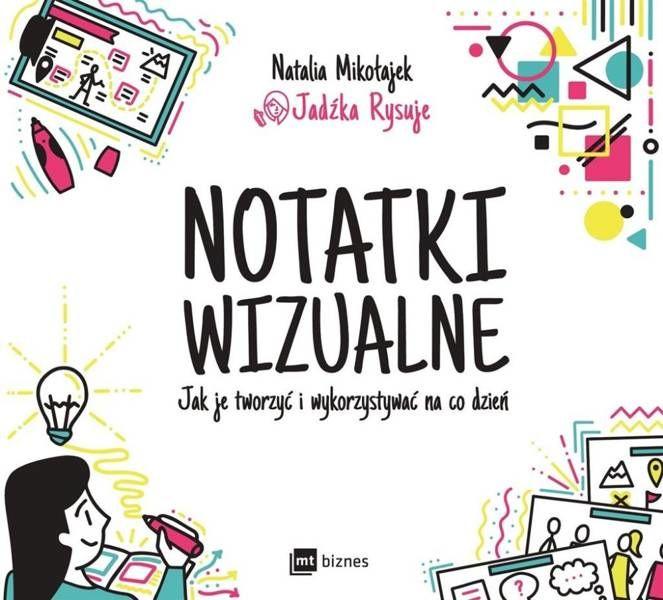 Notatki wizualne - Natalia Mikołajek