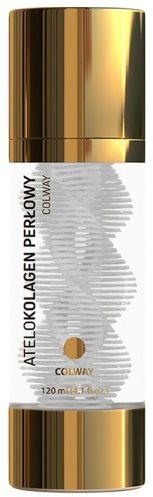 Colway Atelokolagen PERŁOWY przeciwstarzeniowy żel do twarzy, 120 ml
